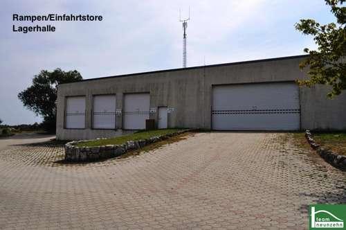 Donnerskirchen! Lager, Werkstatt, Büro, Geschäft! 10m2 - 1500m2! Ab 25€ Netto/Monat