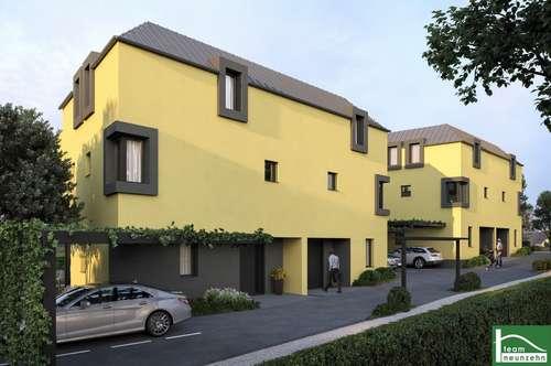 FÜR NATURLIEBHABER - Designerhaus mit Carport, Garten! - Nahe Wien - ERSTBEZUG