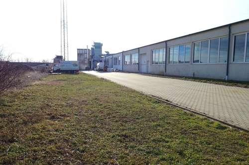 Lagerhalle / Werkstatt! 400m²! ca. 10min bis Eisenstadt! Nassräume!