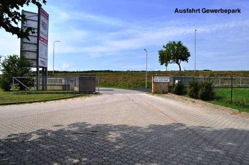 Eisenstadt - ca. 10min! GEWERBEPARK DONNERSKIRCHEN! Industriegelände - Lager, Werkstatt, Büro, Geschäft! ab 25€ Netto/Monat! 10m2 - 1500m2!