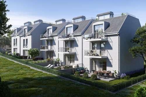 Großer Eigengarten und Dachterrasse! - Großzügiges Wohnen am Laaer Berg! Ihr Eigenheim in Absoluter Ruhelage! - Seltenheitswert - Anlage!