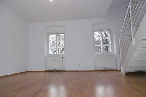 Maisonettewohnung in Biedermeierhaus