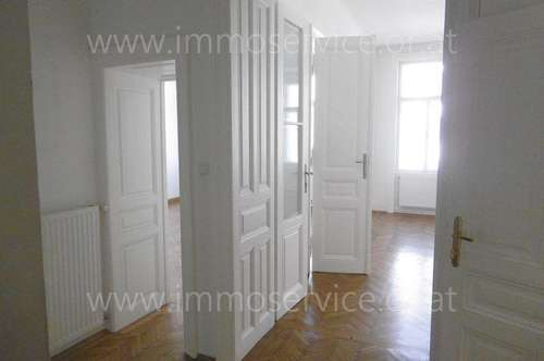Schöne Altbauwohnung - getrennte Zimmer!