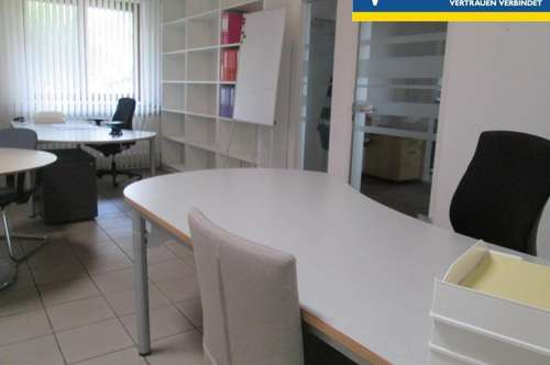 Büro klimatisiert und möbliert in sehr zentraler Lage