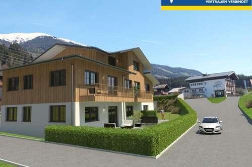Neubau 2-Zimmer-Wohnung mit Venedigerblick!