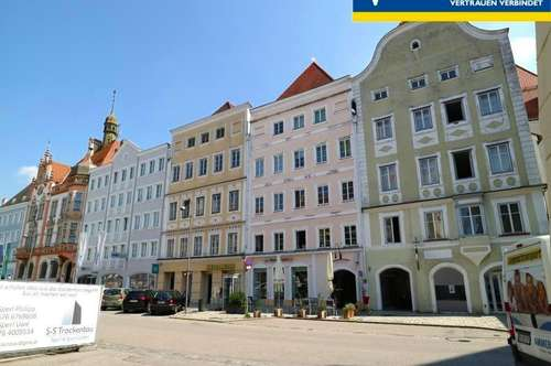 Stadthaus in Alleinvermittlung