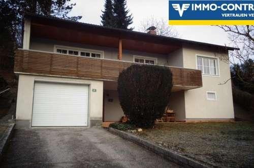 Schmuckes Einfamilienhaus in ruhiger Siedlungslage mit Bergblick zu kaufen!