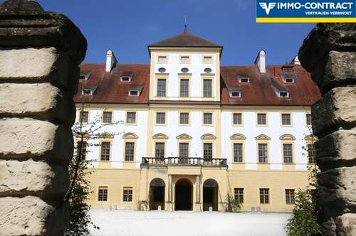Barockes Wasserschloss Nähe Ried