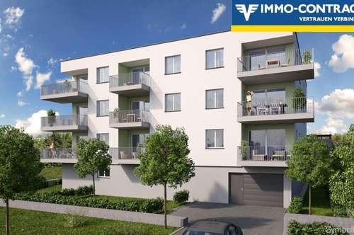 Provisionsfrei! Exklusive 3-Zimmer-Neubauwohnung mit großer Terrasse & Garten