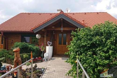 Barrierefreies ELK Holzhaus in ruhiger Lage und schönem Ausblick