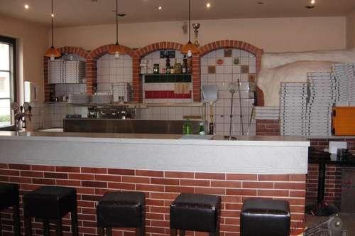 Geschäftslokal - Pizzeria sucht Nachfolger