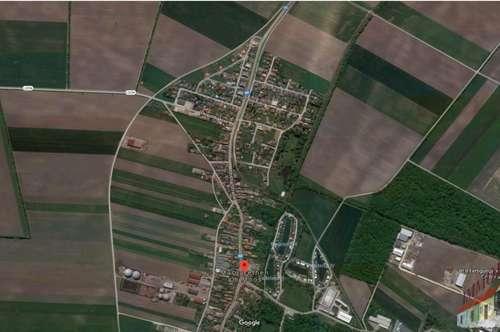 Grundstück in 2433 Margarethen am Moos - Ruhelage - auch für Bauträger geeignet !