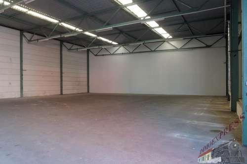 440 m² Kaltlagerhalle im Industriegebiet