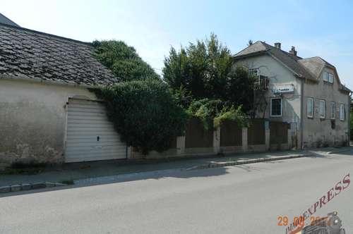 Sanierungsjuwel auf 2 Ebenen mit Garage und Garten