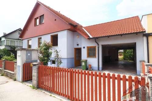 Groß-Enzersdorf: Einfamilienhaus in ruhiger Siedlungslage