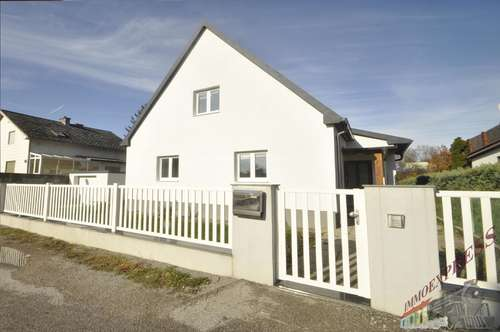 Neu renoviertes Einfamilienhaus in St. Pölten-Wagram