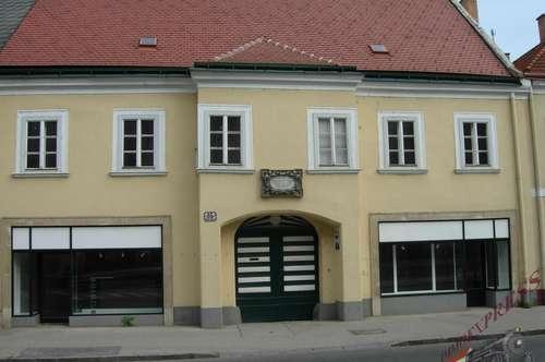 Historisches Bürgerhaus zu verkaufen