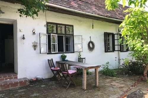 Uriges und naturbelassenes Bauernhaus im Herzen des Weinviertels