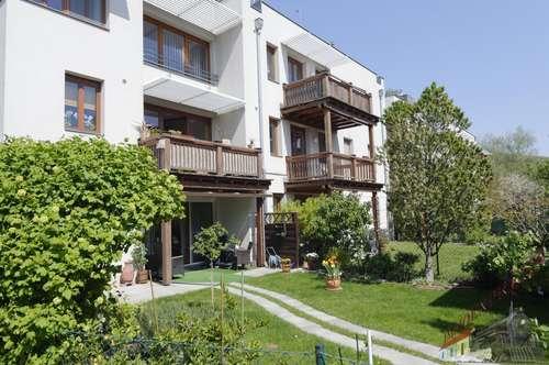 Käufer bezahlt keine Provision! 3-Zimmerwohnung in Ruhelage mit Garage in Langenzersdorf