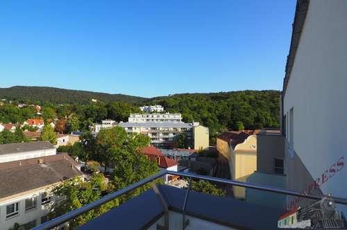 Traumhafte 3-Zimmer Mietwohnung über den Dächern von Baden.