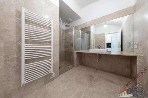 Hoch-Exklusive und Moderne 2 Zimmer Wohnung + Garten Nähe Mariahilfer Straße! Erstbezug!