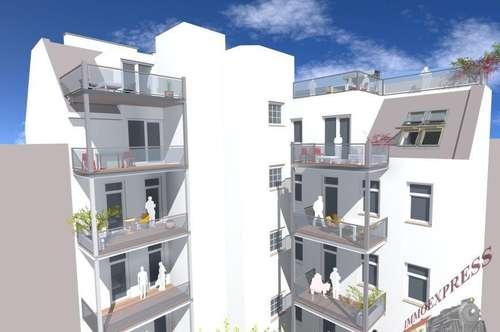 Exklusive Maisonettewohnung mit Eigengarten & Terrasse ! Erstbezug!