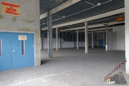 2.631 m² Lagerfläche im Gewerbegebiet Strebersdorf