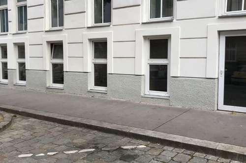 Zur Vermietung Lagerzwecke / Büro Souterrain im 5. Bezirk Nähe Reinprechtsdorfer Str.