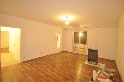 Neu sanierte 2 Zimmerwohnung mit Balkon