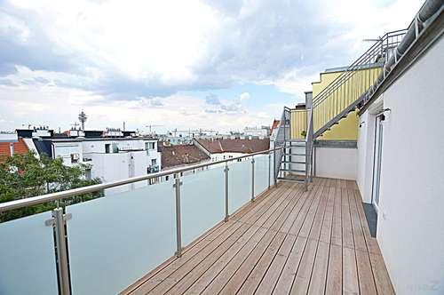 Erstbezug - Dachterrassentraum mit Wienblick