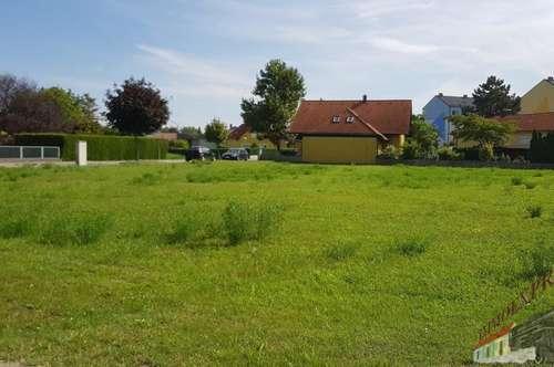 Grundstück in Schwadorf Nähe Wien, ideale Siedlungslage - bereits aufgeschlossen !