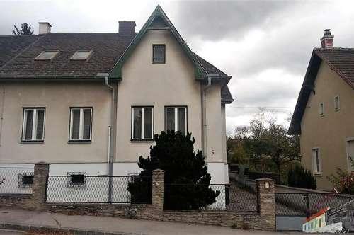 Großzügiges Einfamilienhaus direkt in Hollabrunn!