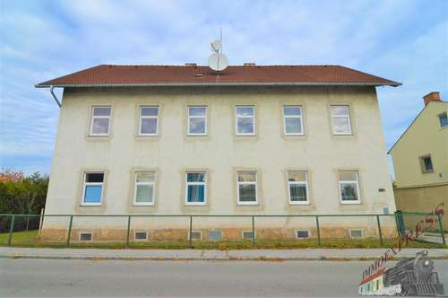 ANLAGEOBJEKT - Zinshaus mit 4 Wohneinheiten - vermietet