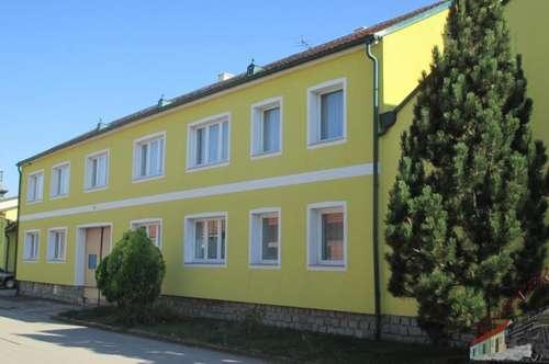 Vierkanthof mit uneinsehbarem Innenhof