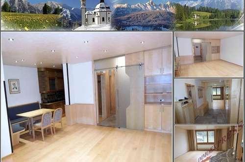 2-Zimmerwohnung mit Freizeitwohnsitzwidmung in Seefeld