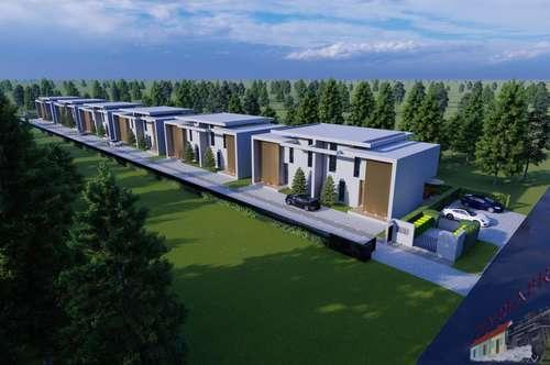 Gut gelegene Doppelhaushälften in Enzersdorf an der Fischa - Provisionsfrei für den Käufer