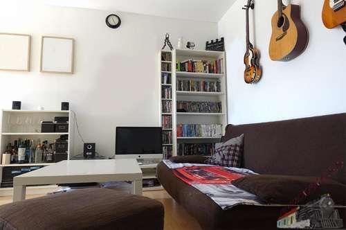 Gut gelegene Mietwohnung 43 m² mit 2 Zimmer und Investablöse 1.700,-- Euro