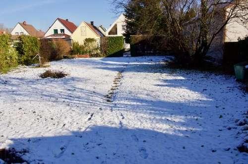 Neufeld an der Leitha - Top-Baugrundstück Nahe der Leitha-Au