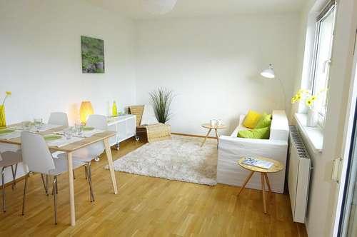 Nette 3-Zimmer Wohnung mit sonniger Loggia