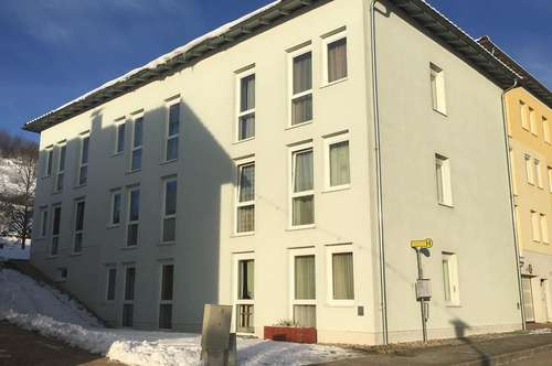 BETREUBARES WOHNEN: Schöne, barrierefreie 2-Zimmer-Wohnung