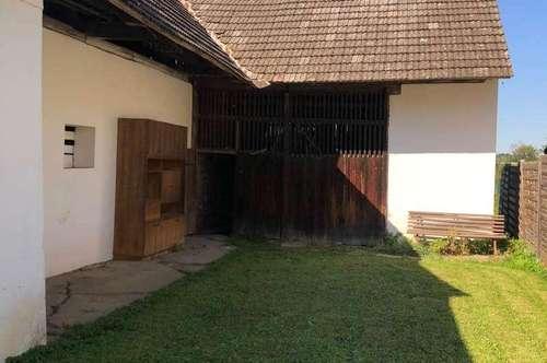 Nähe Jennersdorf: Bauernhaus
