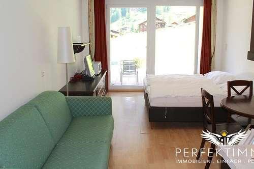 Personal/Anlegerwohnung mit ca. 32 qm Wohnfläche und 19 qm Terrasse in Zwieselstein zu verkaufen! TOP 3