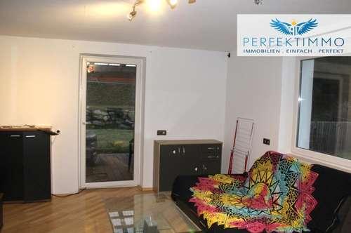2 Zimmer Wohnung mit 300 qm Gartenfläche in Flaurling zu verkaufen!