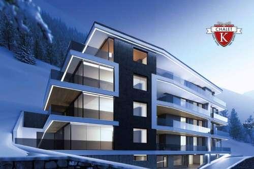 PROVISIONSFREI! Luxuriöses Apartment mit vielen Extras in Kappl zu verkaufen - TOP 1!