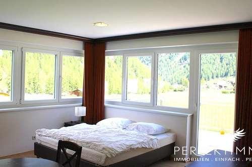 Personal/Anlegerwohnung mit ca. 40 qm Wohnfläche und 30 qm Terrasse in Zwieselstein zu verkaufen! TOP 2