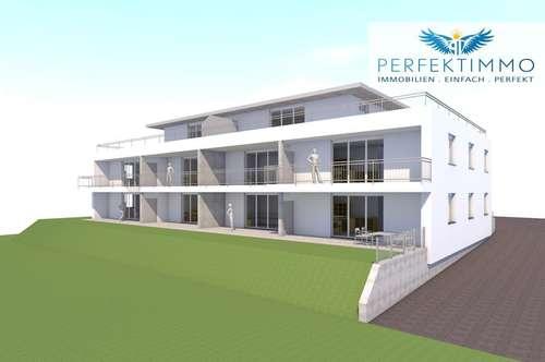 NEUBAU! Wohnbaugeförderte 3 Zimmer Terrassenwohnung in Karres zu verkaufen - TOP 6!