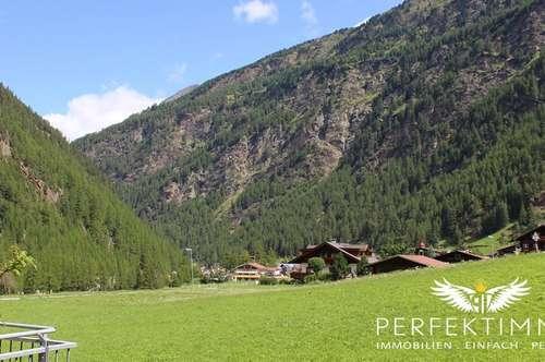 Personal/Anlegerwohnung mit ca. 38 qm Wohnfläche und 12 qm Terrasse in Zwieselstein zu verkaufen! TOP 5