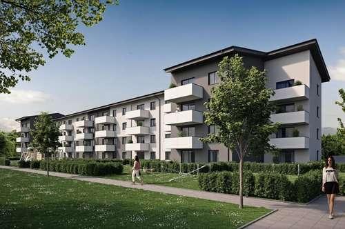 Neubau-Mietwohnung mit Garten in Mattighofen