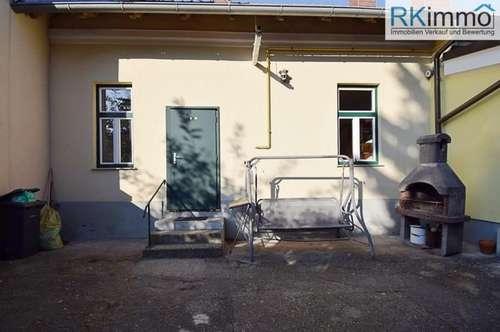 2120 Wolkersdorf Haushälfte ca. 60m² (Wohnung) mit Gartenanteil, Toreinfahrt,