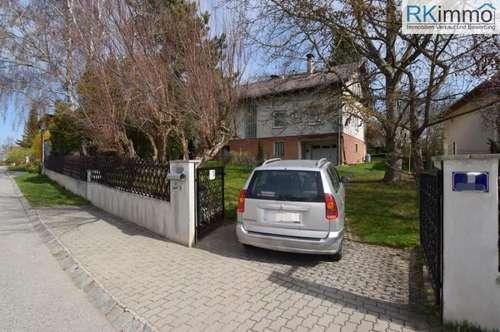 Mehrfamilienhaus, vollunterkellert mit Garage und großen Garten (Ruhelage) 25 Minuten von Wien entfernt! Top Lage